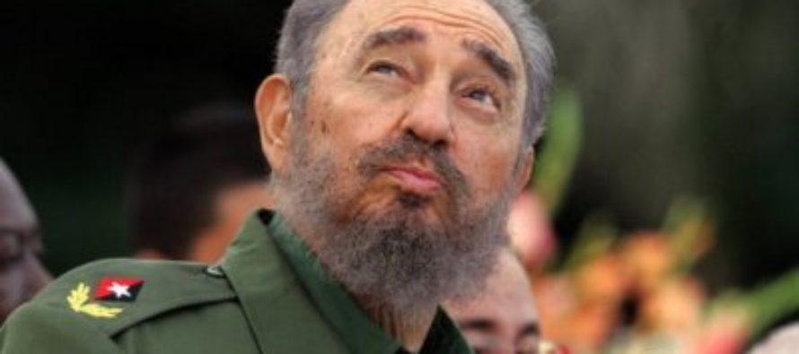 На 91-м году жизни скончался лидер Кубинской революции Фидель Кастро