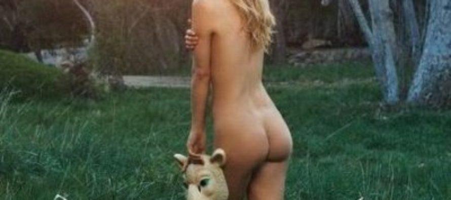 Алисия Сильверстоун разделась, чтобы спасти животных