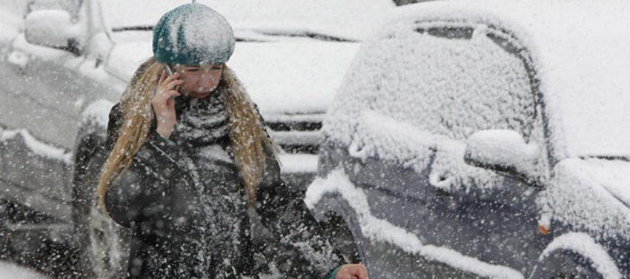 В Алтайском крае объявили штормовое предупреждение до 21 ноября