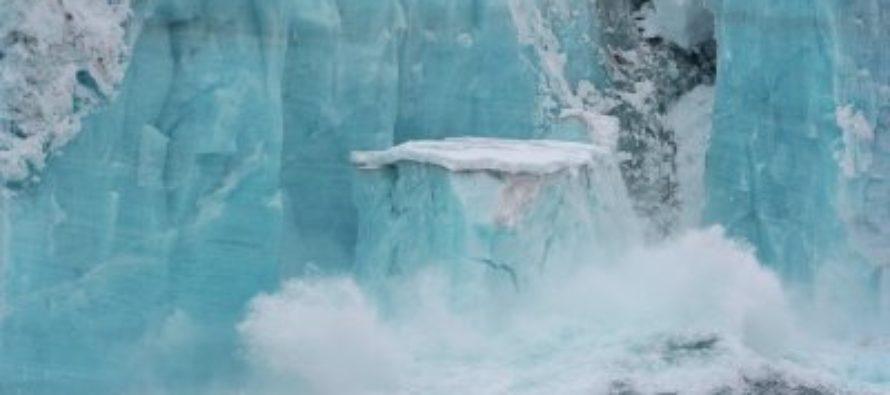 В Арктике растаяли льды на площади равной Аляске и Техасу
