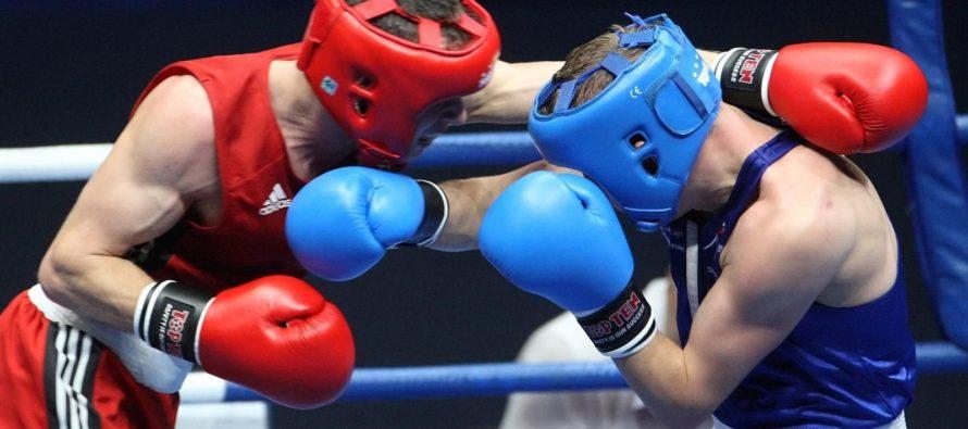 Алтайские боксеры стали призерами первенства Сибири