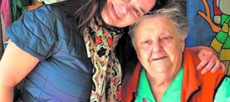 Бабушка Наташи Королевой готовится к побегу из Украины в Россию