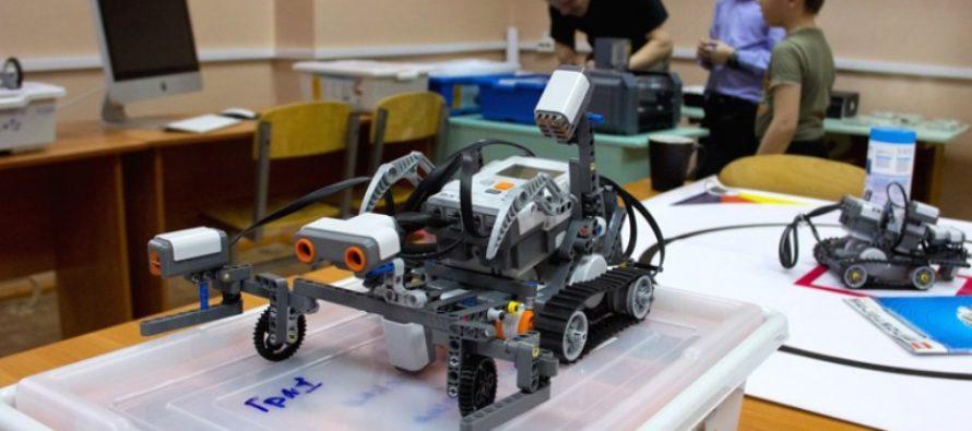 На оснащение детского технопарка Алтайского края направили более 56 миллионов рублей