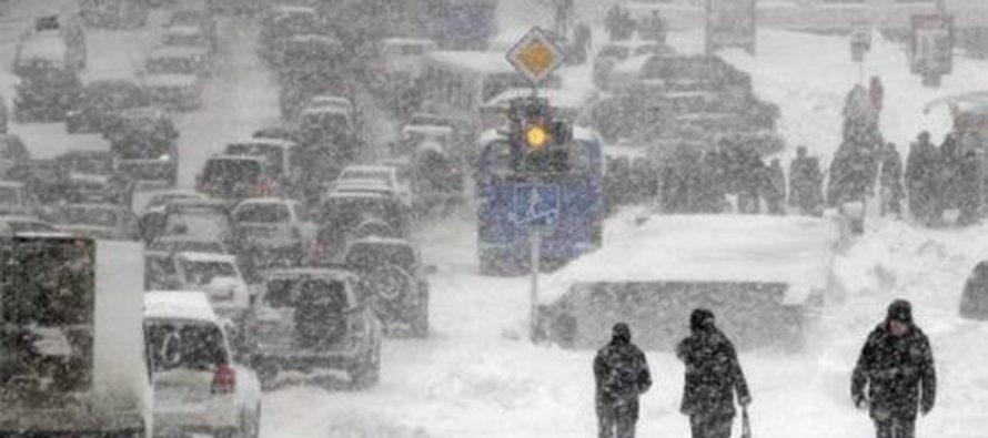 В Алтайском крае объявили новое штормовое предупреждение