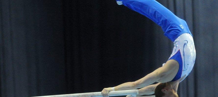 Гимнасты из Бийска достойно выступили в Красноярске