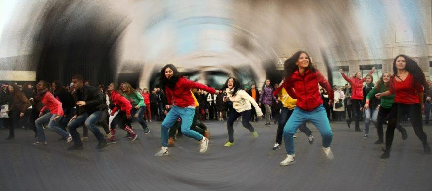 В Барнауле пройдет танцевальный флешмоб