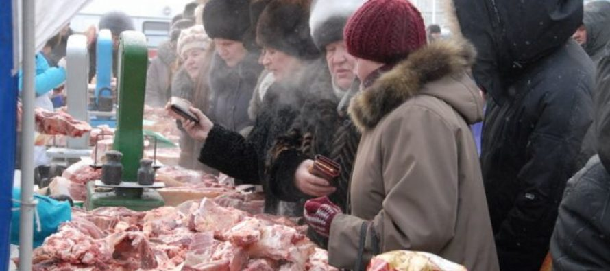 В Барнауле состоятся социальные продовольственные ярмарки