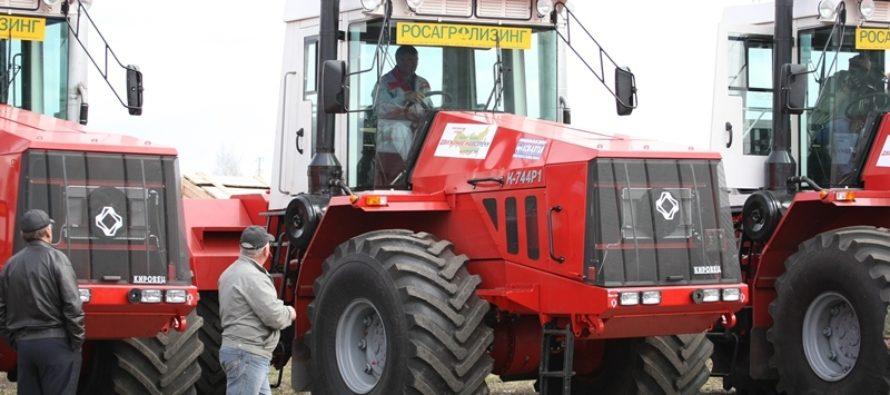 Более 24 миллионов рублей перечислят фермерам региона за приобретение техники алтайского производства