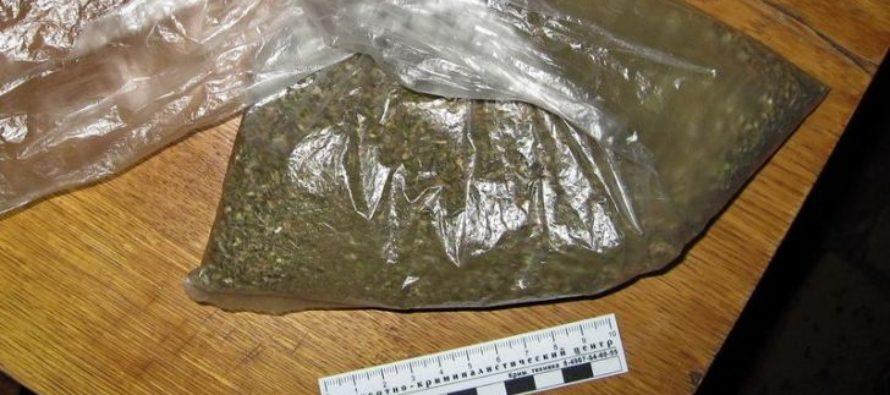 Полицейские обнаружили у жителя Алтая 400 г марихуаны