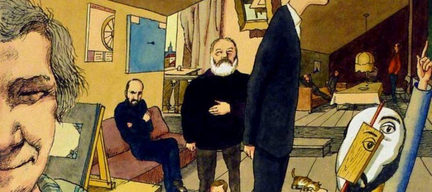 В Алтайском крае состоится цикл лекций о неофициальном искусстве СССР