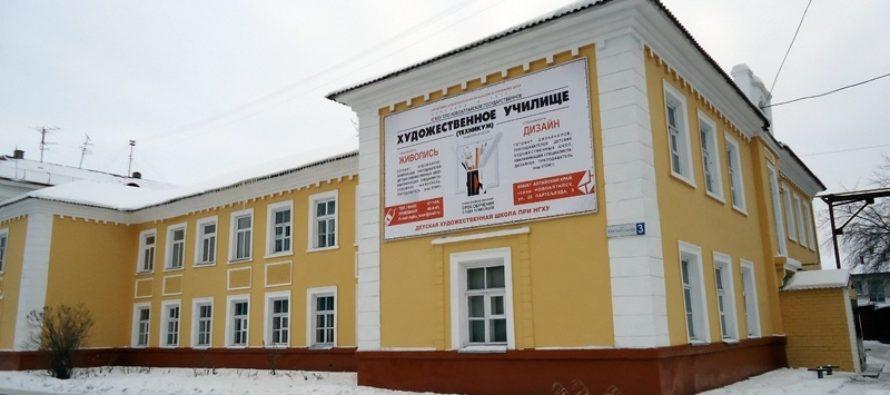 В Алтайском крае работает выставка работ учеников школы при Новоалтайском художественном училище