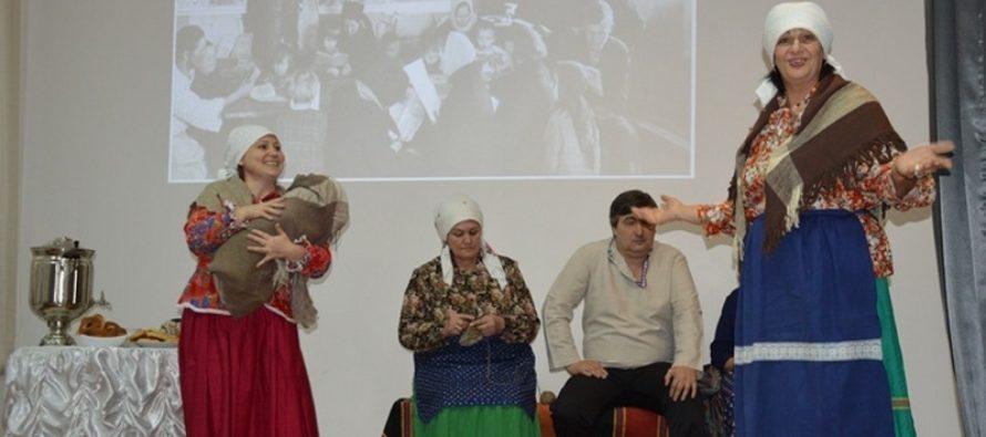 В Алтайском крае проходят Топоровские читки
