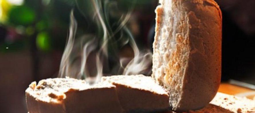 Жители Алтая пожаловались на запах хлеба идущий из пекарни