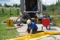План ликвидации аварийных разливов нефти и его разработка