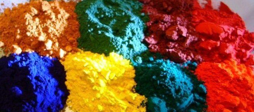 Колеры и пигменты для красок: совершенные технологии улучшения красящих составов