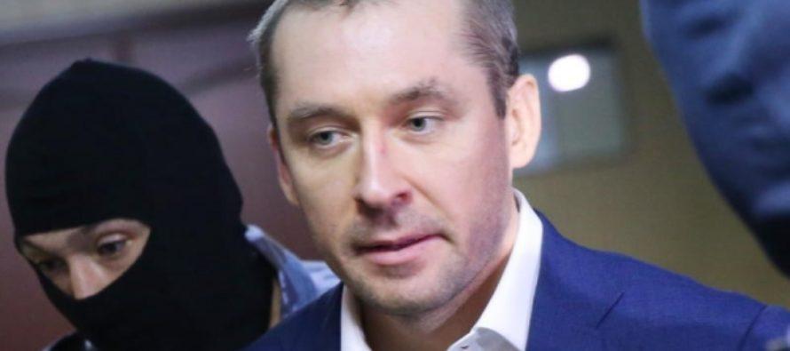 У полковника Захарченко был арестован еще один миллиард