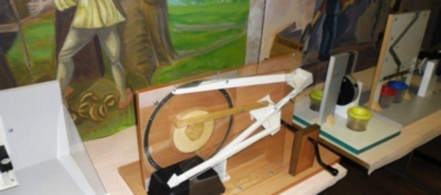 В алтайском Парке занимательной техники открыли новую экспозицию