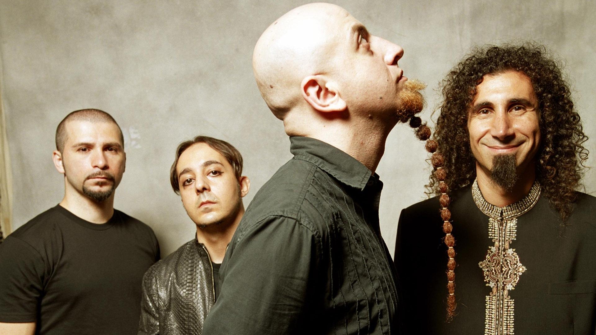 System ofaDown готовят новый, шестой посчету альбом