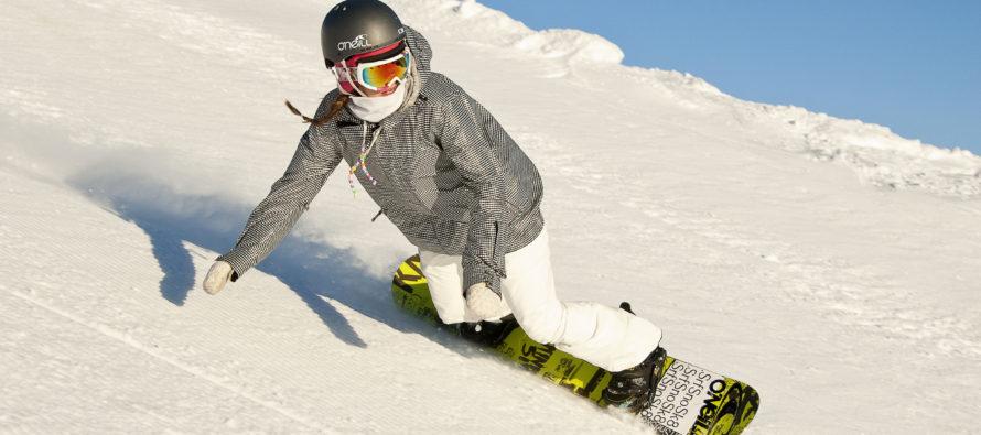 Алтайский сноубордист Андрей Соболев одержал победу на первом этапе Кубка России