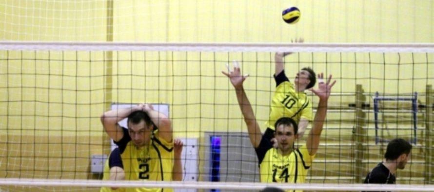 Волейбольный клуб «Университет» взял три очка на выезде в Казани