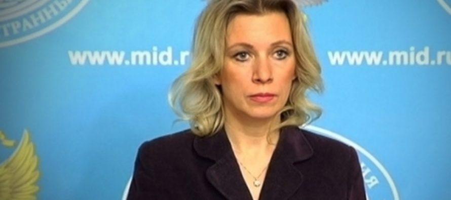 Захарова назвала бесноватыми тех, кто поддерживает убийство посла РФ