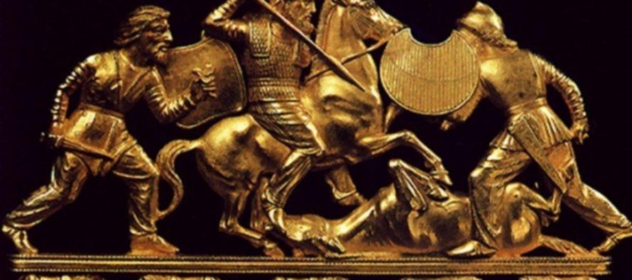 Решение о возврате Киеву золота скифов обоснованно – директор музеев Кремля