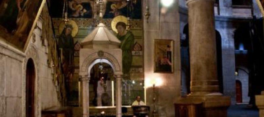 Ученые выяснили происхождение Гроба Господня в Иерусалиме