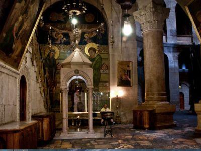 Археологи установили происхождение Гроба Господня вИерусалиме
