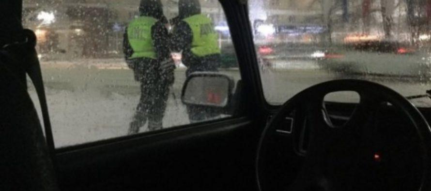 В Барнауле внедорожник сбил девочку и скрылся с места ДТП