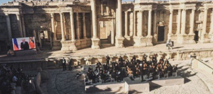 Террористы «Исламского государства» вновь захватили Пальмиру