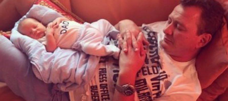 Супруга Марата Башарова впервые показала их сына