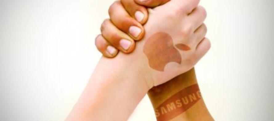 Samsung будет производить изогнутые OLED-дисплей для iPhone 8