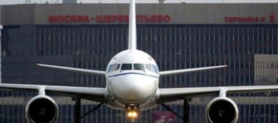 В Шереметьево произошло столкновение двух самолетов