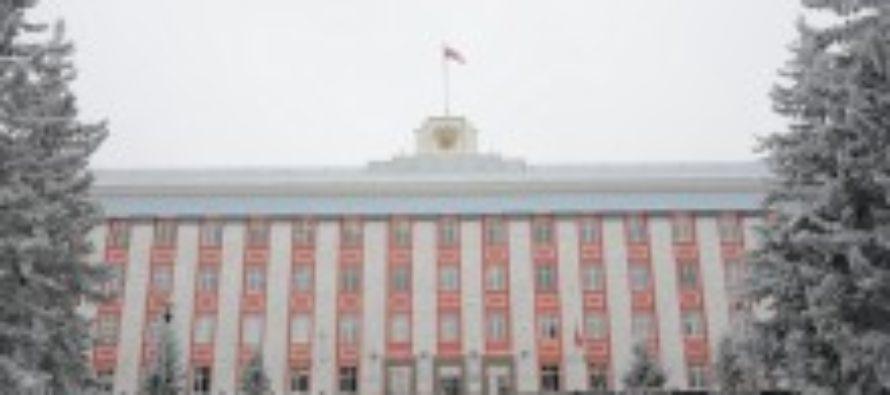 В Алтайском крае станет больше вице-губернаторов