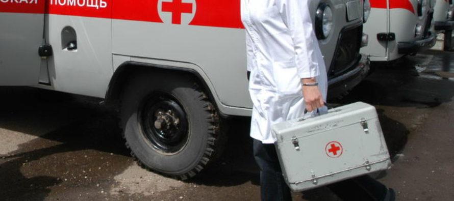 Алтайскую пенсионерку сбил грузовик на пешеходном переходе
