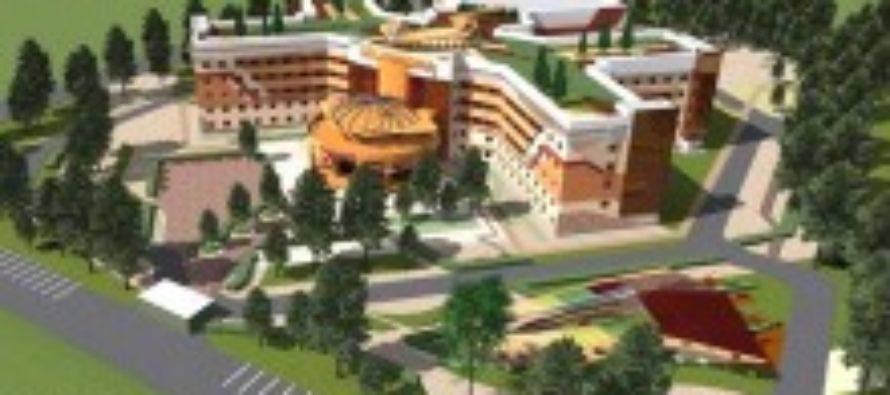 В Барнауле откроется краевой перинатальный центр