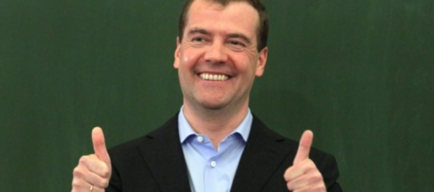 Дмитрий Медведев сказал, что деньги есть