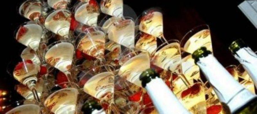 Роскачество: 30% шампанского, реализуемого в России, является сладкой газировкой