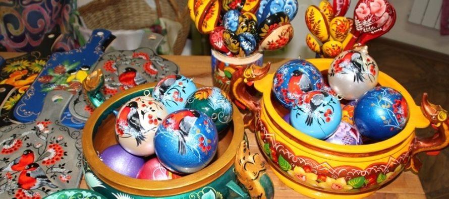 Ремесленники из Алтая предлагают разнообразную продукцию к праздникам