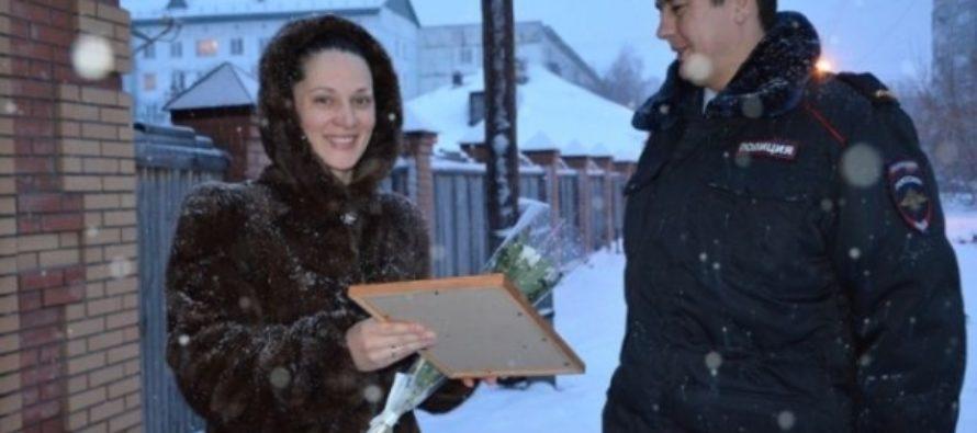 33-летняя бийчанка задержала подозреваемого в краже