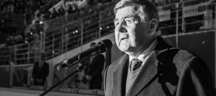 Умер бывший тренер омского «Авангарда» Геннадий Цыгуров
