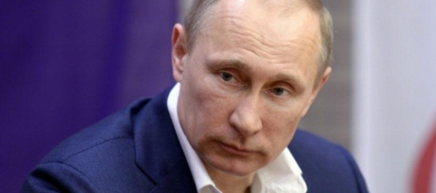 Про скромность, допинг и США: о чем спрашивали Путина журналисты?