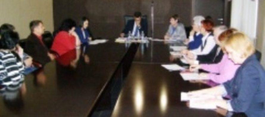 В Бийске прошло заседание городской Межведомственной комиссии по охране труда и безопасности производства