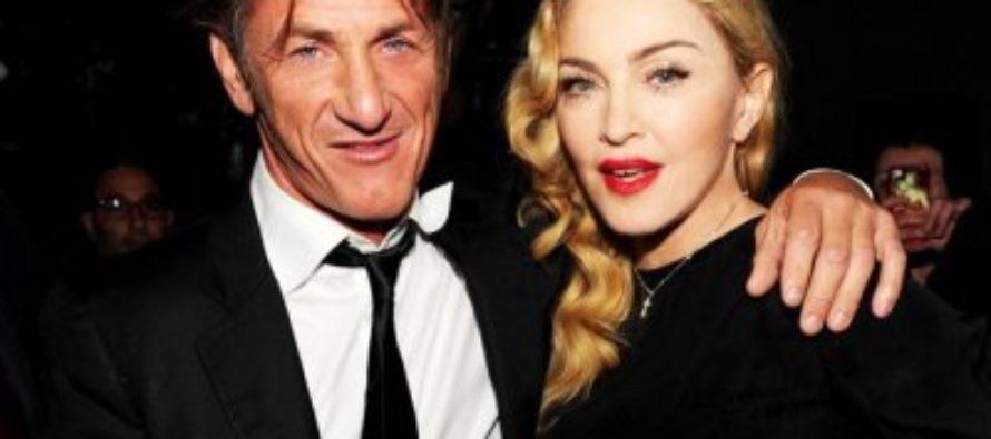 СМИ сообщили о возвращении Мадонны к Шону Пенну