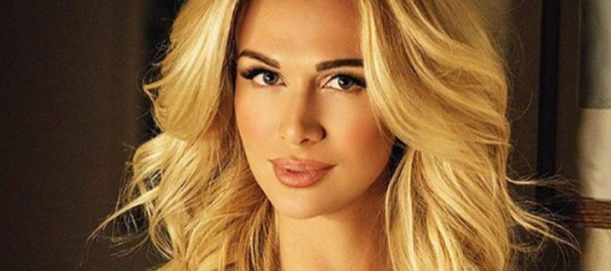 Виктория Лопырева похвасталась роскошным бюстом на острове миллионеров