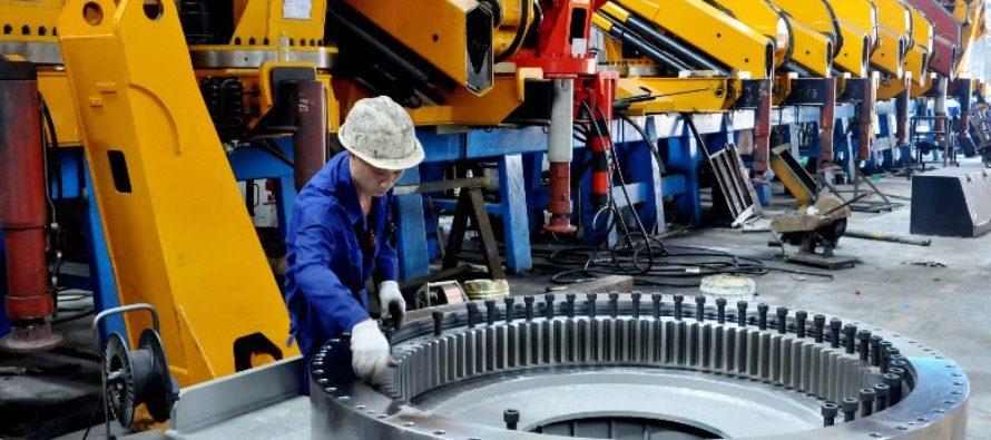 Темп роста промышленного производства на Алтае значительно выше, чем в среднем по России
