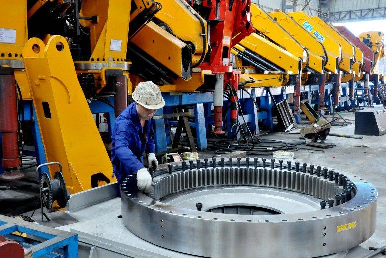 ВНовгородской области индекс индустриального производства вянваре-ноябре составил более 105,1%