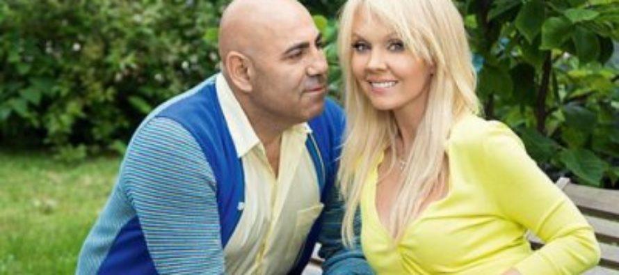 Валерия вместе с мужем Иосифом Пригожиным сделают паузу в карьере