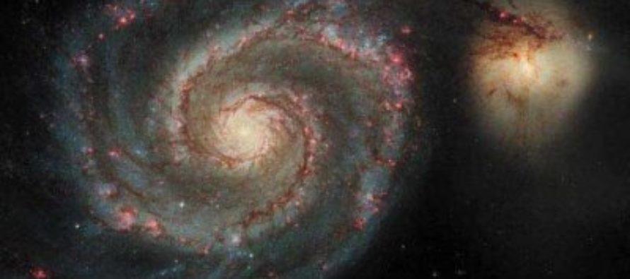 Обнаружены галактики, нарушающие законы стандартной модели физики