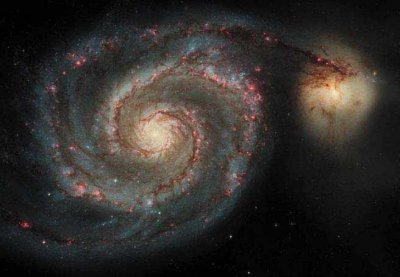 Ученые обнаружили галактики с иными физическими законами